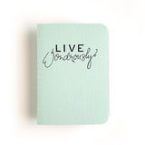 Live Wondrously Mint