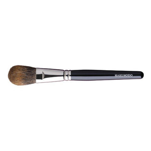 K008 Blush Brush round and flat