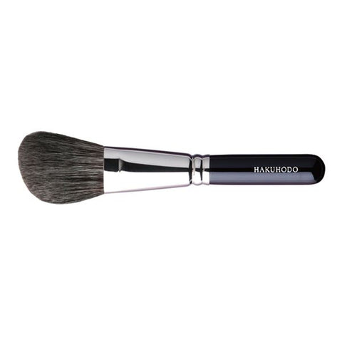 G5542BkSL Powder Brush angled