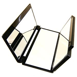Three Way Mirror for Eye Makeup