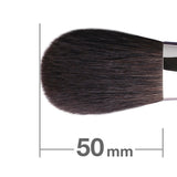 B002BkSL = K002 Powder Brush round and flat [H5678]
