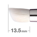 B125RBkSL = J125RBkSL Duo Fibre Eye Shadow Brush Round & Angled [H3097]
