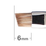 B264BkSL Eye Brow Brush and angled [H3120]