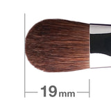 G5503BkSL Eye Shadow Brush Round & Flat [H5567]