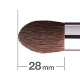 G5518BkSL Powder Brush round [H5571]
