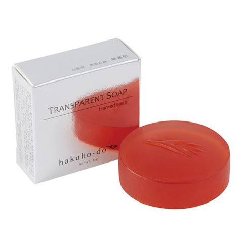 Transparent Soap Vermilion 30g [H3999]