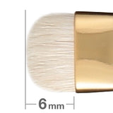 S140 Eye Shadow Brush round and flat [H5365]