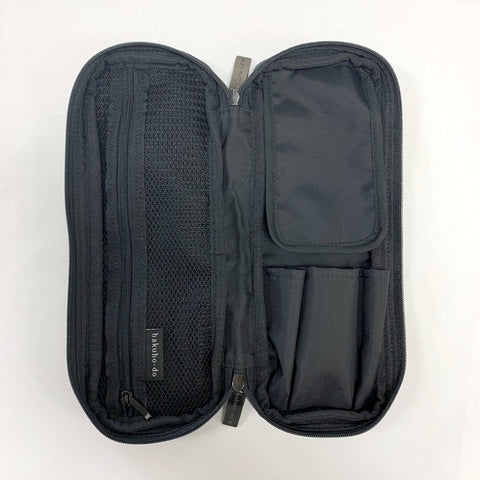 Po832Bk Brush Pouch - Slim Black [H5168]