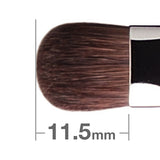 J004HBkSL Eye Shadow Brush Round & Flat [H3880]