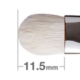 B004GBkSL = J004GBkSL Eye Shadow Brush Round & Flat [H3833]