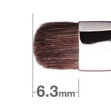 J005HBkSL Shadow Liner Brush Round & Flat [H3881]