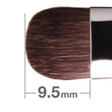 J134HBkSL Eye Shadow Brush Round & Flat [H3848]