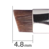 J163HBkSL Eyebrow Brush Angled [H3853]