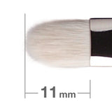 J242BkSL  Eye Shadow Brush Round & Flat [H3874]