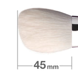 B531BkSL=J531BkSL Powder & Blush Brush L Angled [H4491]