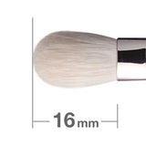 J5523BkSL Eye Shadow Brush Round & Flat [H3916]