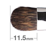B004BkSL = K004 Eye Shadow Brush round and flat [H5748]