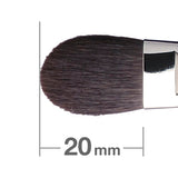 B021BkSL = K021 Eye Shadow Brush round and flat [H5727]
