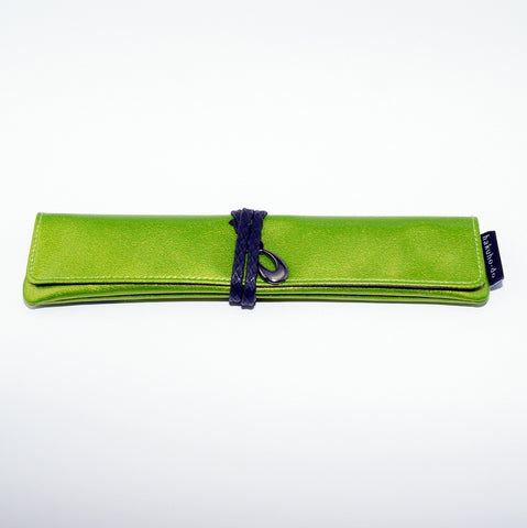 Po800Ag Enameled Single Portable Case - Apple Green [H3476]