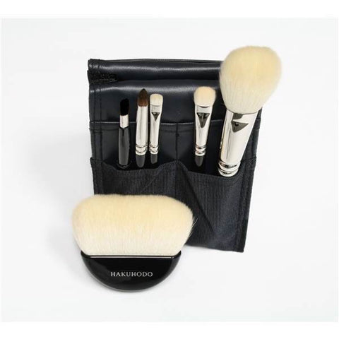 Basic 6 pieces brush set A - US (New) [X0036]