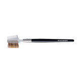 B029BkSL = K029 Brow Comb Brush Angled (clear)