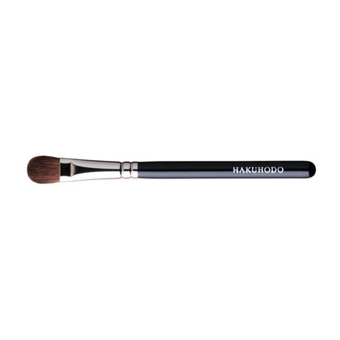 J127HBkSL Eye Shadow Brush Round & Flat