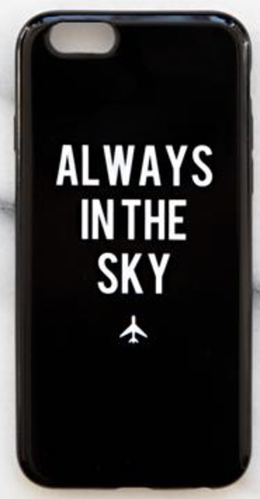 FACE x SS Print Shop - Always In The Sky