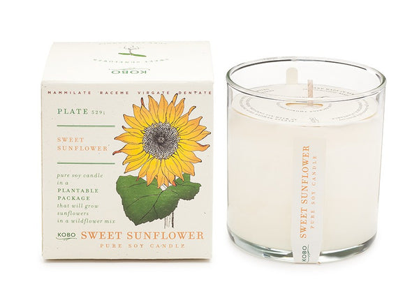 Kobo Plantable SEED Candles