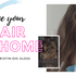 How to tone your hair at home