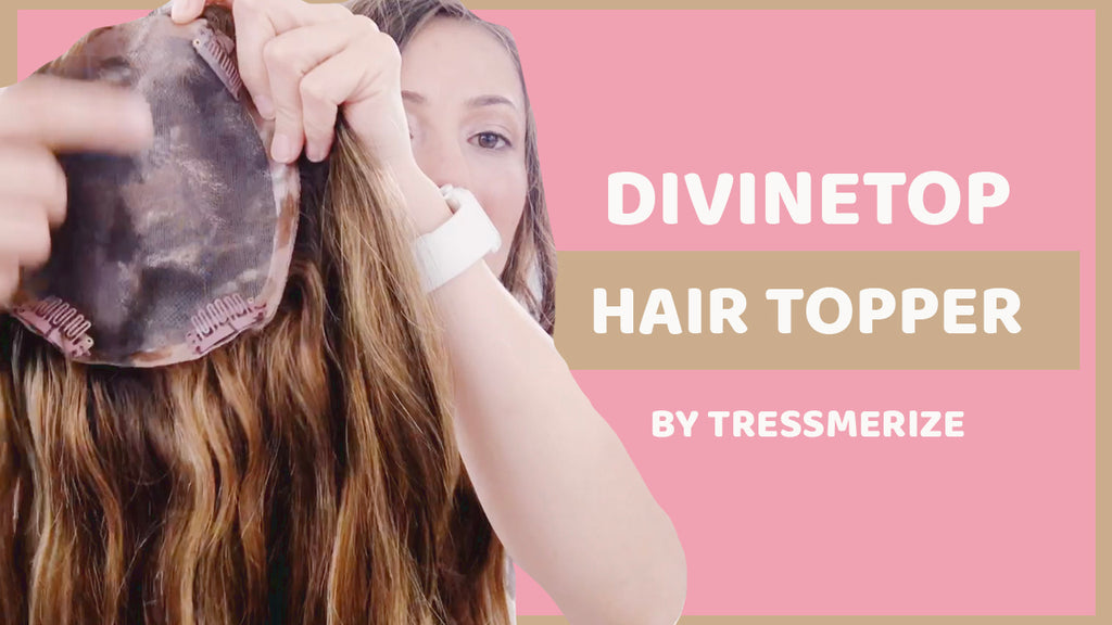 DivineTop Hair Topper by Tressmerize: Everything you need to know