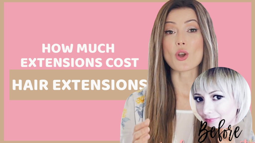 How Much Hair Extensions Cost?