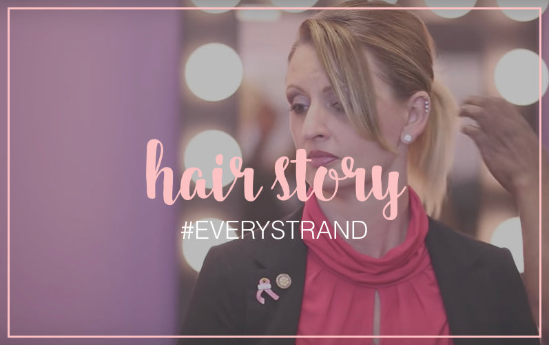 Hair Story- Everystrand tells a story