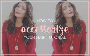How to Easy Hairstyle with Headband