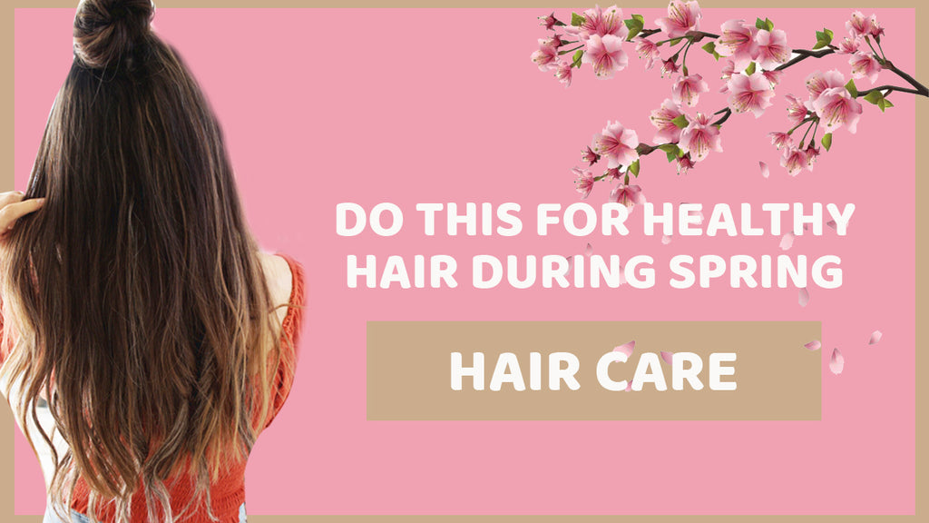 How to Prepare Your Hair for Spring