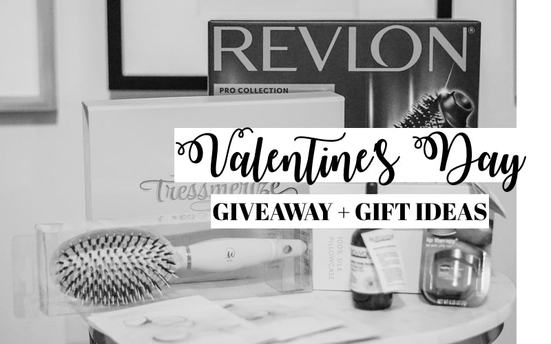 2019 Valentine's Day Gift Ideas for Her + Giveaway
