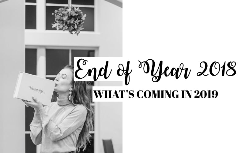 End of Year Update and What's Coming In 2019