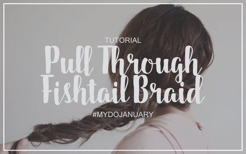Pull Through + Fishtail Braid