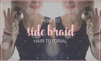 Side Braid with In A Braid!