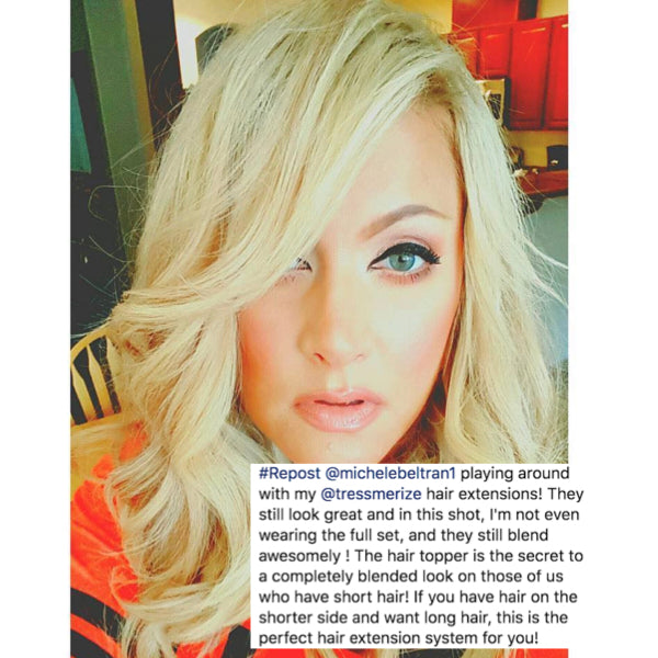 Best Clip In Hair Extensions Reviews Tressmerize