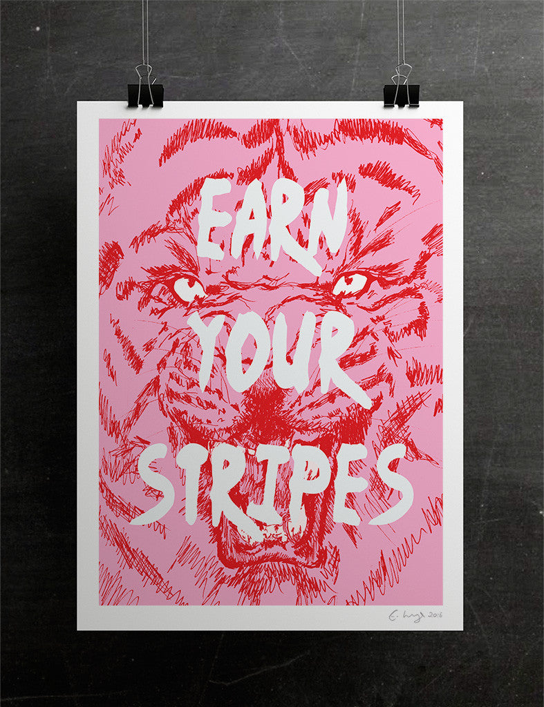 Earn Your Stripes - Evie Kemp - 3