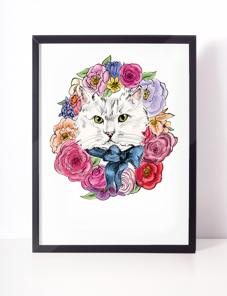 Kitty Wreath - Evie Kemp - 1