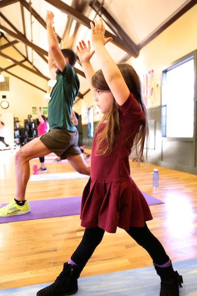 Fé Fit Helps Curb Childhood Obesity by Focusing on Teachers