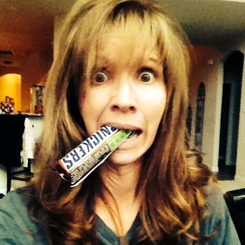 How Did That Snickers Bar Get in My Mouth?