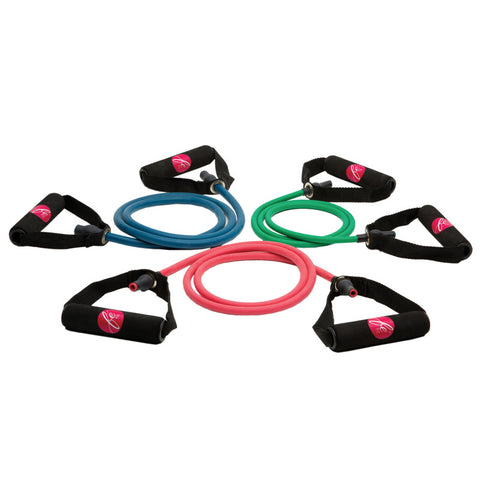 Fé Fit Pro-Grade Resistance Band Set