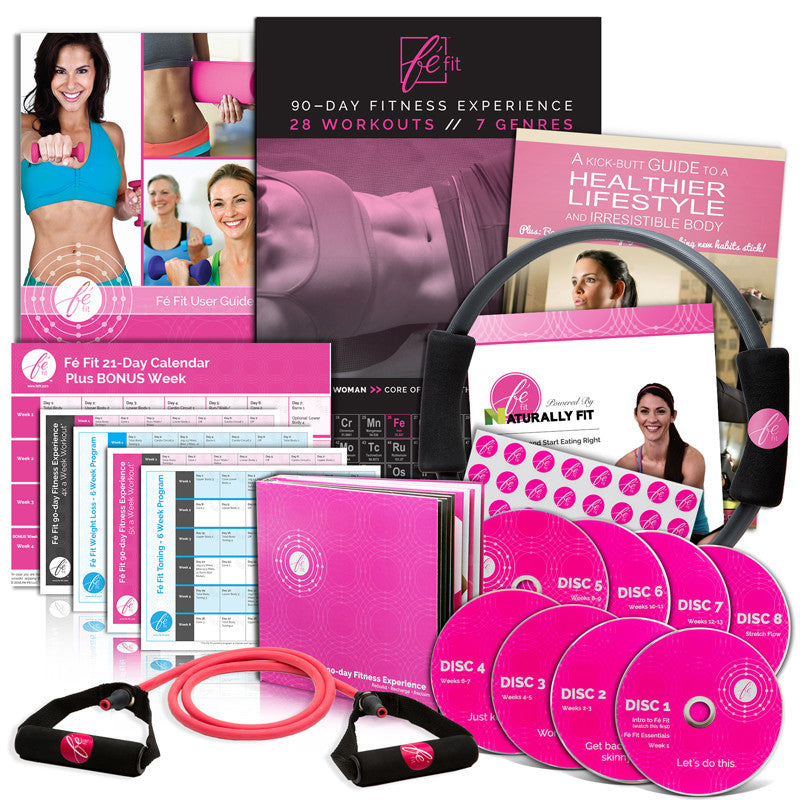 Fé Fit Deluxe Kit