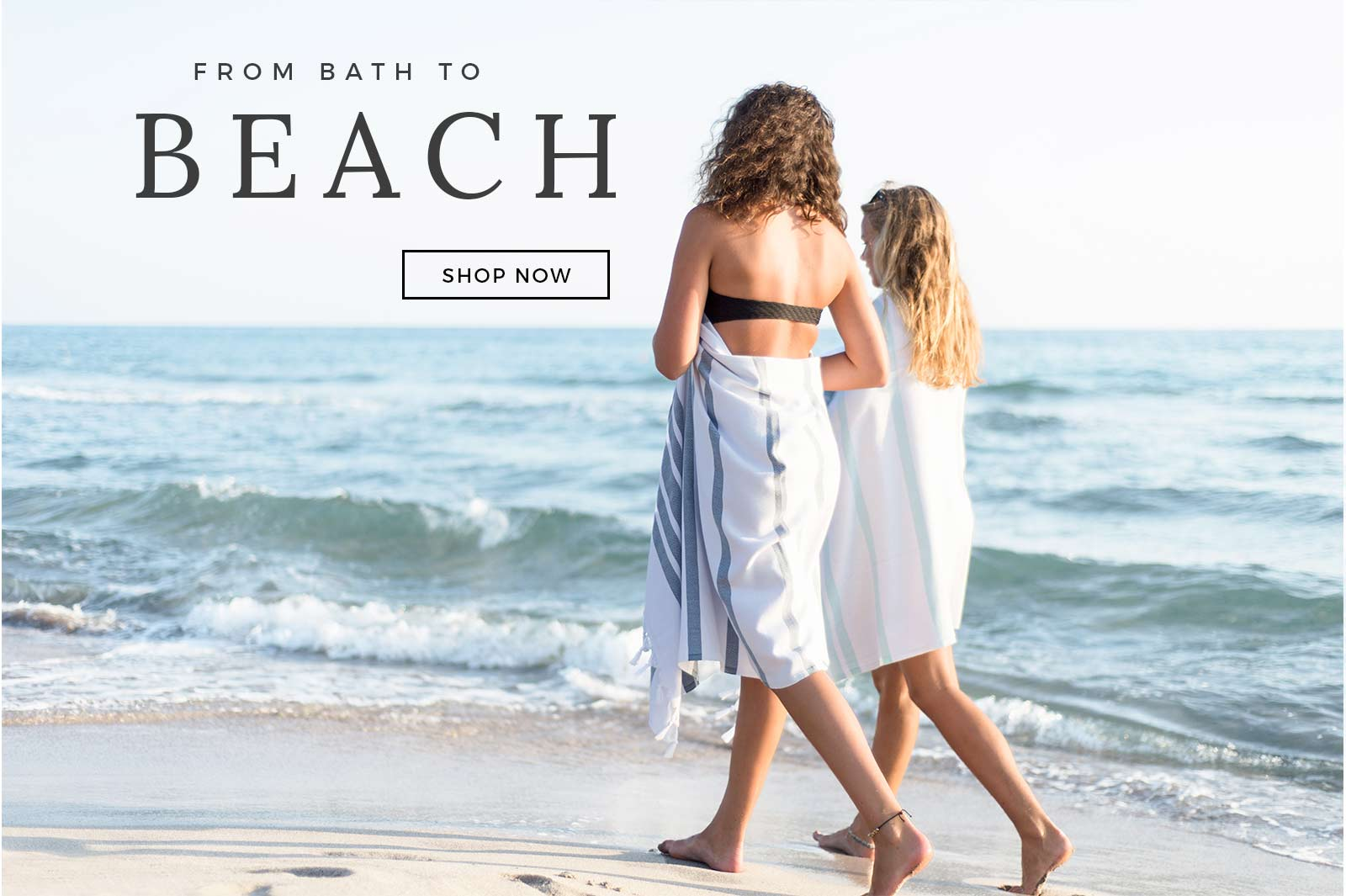 Bath & Beach Turkish Towels