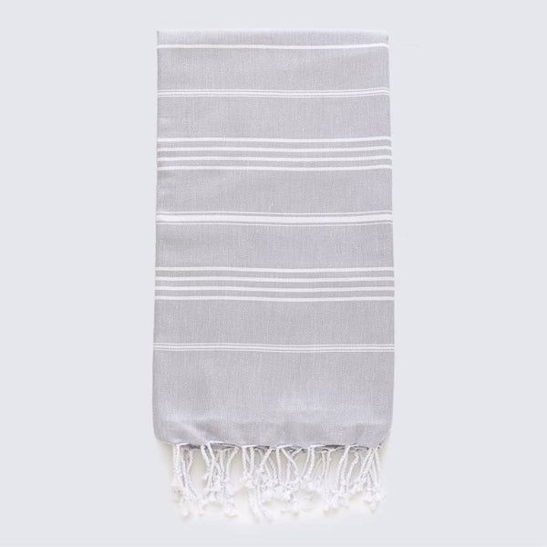 Classic Towel | Pebble