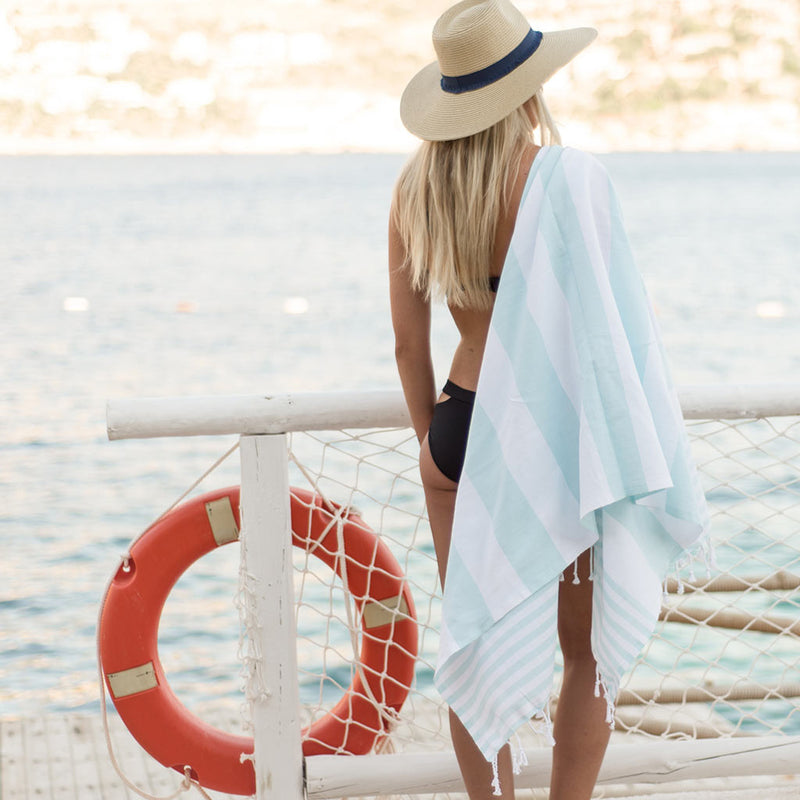 Coast Towel | Seafoam