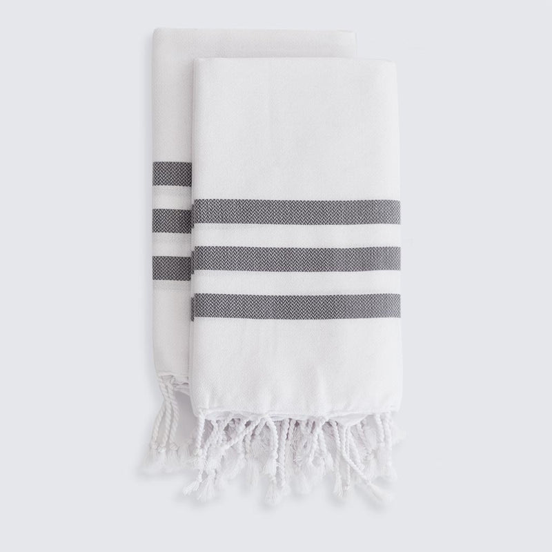 Set of Naxos Hand Towels | Fossil