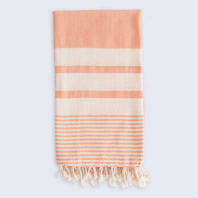 Odessa Towel | Apricot